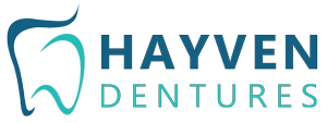 Logo of Hayven Dentures in St Catherines