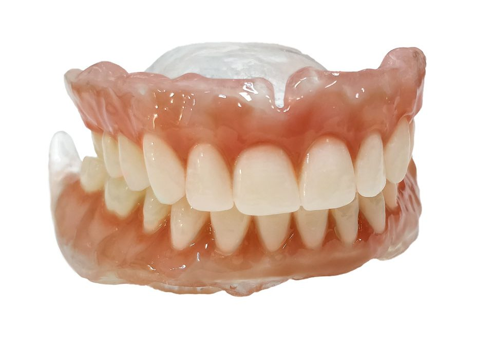 suction-dentures