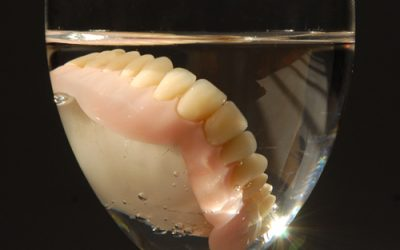 What's Causing Your Dentures To Smell  And What You Can Do About It